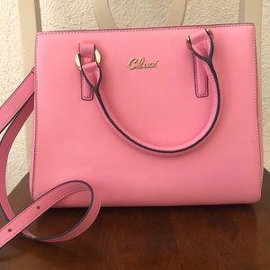 Posh pink tote